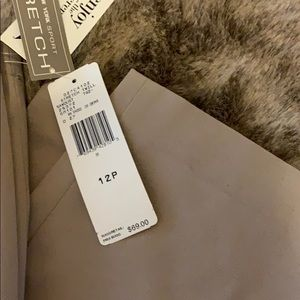Jones New York Pants - Jones New York beige trousers NWT size 12p